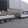 Levering 4 stuks energiezuinige IE4-motoren