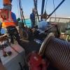 Transportsysteem voor schepen op Bonaire