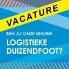 Vacature: ben jij onze Logistieke Duizendpoot?