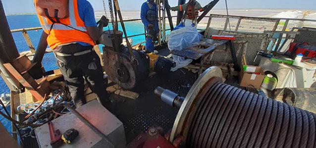 Van_Zelst_Elektromotoren_vervanging_transportmotor_schip_zout_Bonaire